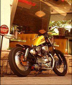 Bobber Inspiration | Sportster | Bobbers and Custom Motorcycles
