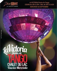 Paris: La Victoria - Fiesta de Tango