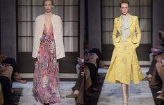 Неделя высокой моды в Париже: показ Schiaparelli #burdastyle #burda #мода #fashion