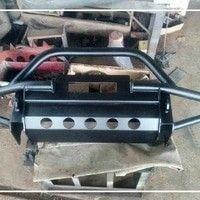 jual bemper depan  -untuk mobil jimny katana  -model kombinasi pipa 1 1/4in + plat  -hubungi tomato wtc 082210151782