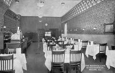 The Roderick Cafe, circa 1914