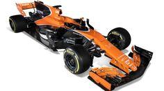 McLaren MCL32 © McLaren