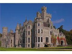 Humewood Castle, Wicklow, Ireland