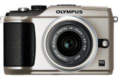 OLYMPUS ミラーレス一眼 E-PL2 レンズキット ゴールド E-PL2 LKIT GLD オリンパス http://www.amazon.co.jp/dp/B004IK9OYG/ref=cm_sw_r_pi_dp_gFQEub1S43AHX