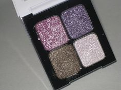 Sonia Kashuk Eye Shadow Quad Purple Haze Review and Swatches