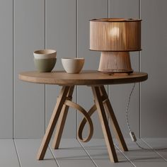 Absolutely loving this table and the wood work of Tom Raffield- this is going into my imaginary home!