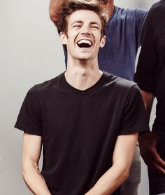 Grant Gustin Daily