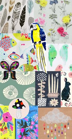 print & pattern: BOOKS