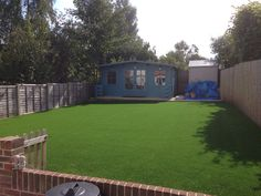 Stunning new Trulawn #artificialgrass lawn