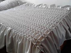 Hilachitas (Garnetted): Capitoné maravilloso cubre-cama