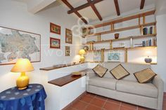 Apartment Attico Carina Self Catering In Campo De Fiori Rome