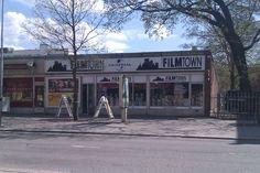Eerikinkadun Filmtown.