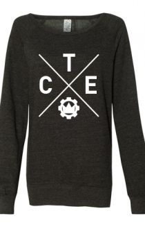 Crossing Cog Girls Crewneck Outerwear - Crown The Empire Outerwear - Online Store on District Lines