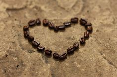 Mmm... coffee beans!