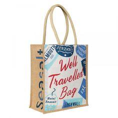 Seasalt Seasalt Jute Shopper (SS17)   Fruugo