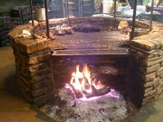 Salt Lick BBQ. Just seen this on Man V Food. Think a holiday to the US is in order!