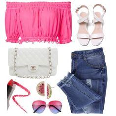 Summer style #beauty #fashion #2017 #имидж #лето #мода #стиль #artstoria #summer #look #style