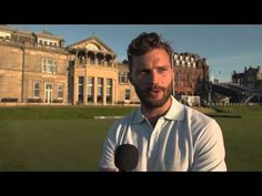 Fifty Shades Of Grey — devotedtojamie: NEW INTERVIEW // Jamie Dornan at Alfred Dunhill Links Championship September 30th