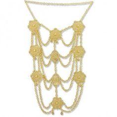Parures Orientales Plaqué Or - Collier Oriental Pectoral - Batti -  CC801bijou, bijoux, oriental, Maroc, Algérie, Afrique, plaqué or,  tradition, traditionnel ... 0f86acf69ac