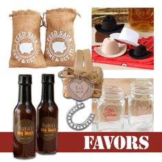 Find ideas for Western party favors. Western Party Favors, Western Parties, Party Sparklers, Wild West Party, Western Decor, Cowgirls, Cowboys, Party Themes, Westerns