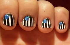 #stripesandblueroses