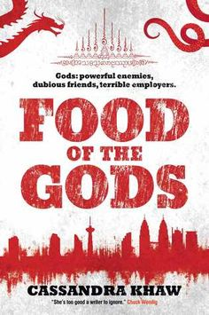 """Read """"Food of the Gods"""" by Cassandra Khaw available from Rakuten Kobo. By day, Rupert Wong—sorcerer, chef, former triad—prepares delicious meals of human flesh for a dy. King Of The South, Working Two Jobs, Monster Food, Stuck In The Middle, Fantasy City, Daughter Of God, Book Nooks, Books To Read"""