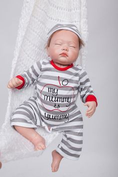 Lifelike Doll Reborn Beautiful Sleeping Bebe Dolls For Boy Or Girls Holiday Gifts Toy Reliable Performance Toys & Hobbies Npk Doll 50cm Baby Reborn Silicone Dolls Dolls