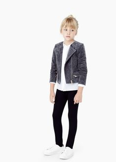 Cipzáros velúr dzseki Suede Jacket, Leather Jacket, Lany, Fashion Kids, Kind Mode, Blazer, Zip, Denim, Sweaters