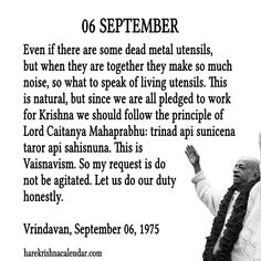 september month quotes prabhupada - Google Search