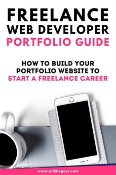 Learn how to build a solid freelance web developer portfolio website right now to start freelancing and making money online fast. Find out what tools to use, how to attract more clients, and ideas for website design for beginners. Web Developer Portfolio Website, Portfolio Site, Make Money Fast Online, How To Make Money, Web Development Tools, Learning Web, Computer Programming, Architecture, Web Design