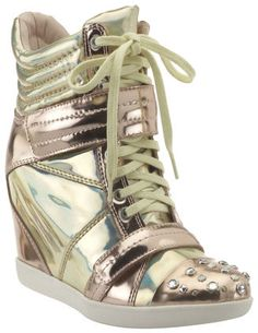 #NineWest                 #Women #Shoes             #closures #lace-up #issue #sneaker #heel #toe #detail #wedge #magazine #march #velcro #top #high        NEVAN                     As seen in the March issue of W Magazine.....Boutique 9 high top sneaker with lace-up and velcro closures. Studded or jeweled detail at the toe with 3 wedge heel.                    http://pin.seapai.com/NineWest/Women/Shoes/1247/buy