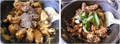 Cooking Is Easy: Pepper Chicken (Kerala Style) Recipes With Chicken And Peppers, Chicken Stuffed Peppers, Chicken Recipes, Chicken Masala, Pepper Chicken, Okra, Cupcake Recipes, Kerala, Beef