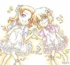 Akemi and Shiho