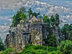 Praha, Manor Houses, Palaces, Castles, Bohemian, Mansions, House Styles, Gallery, Travel