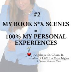 #2 My Book Sex Scenes = 100% My Personal Experiences. #memes #authorquotes #bestseller #romancenovel #amazon #kindle #kindleunlimited