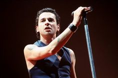 Depeche Mode Live At Ahoy Pictures | Getty Images