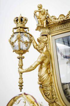 Gouden koets te kijk (fotoserie) - Koninklijk huis - Reformatorisch Dagblad
