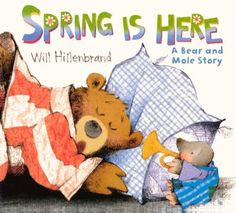 Spring is Here! by Will Hillenbrand. ER HILLENBRAND.