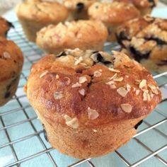Ontbijtmuffins zonder geraffineerde suiker, die de rest van de dag trouwens ook prima smaken!