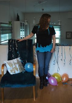 Vaateviidakko: Paitoja Nokian neulomon neuloksesta Diy Shirt, Diy Clothes, Shirts, Diy Clothing, Dress Shirts, Clothes Crafts, Shirt