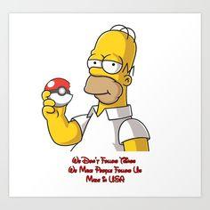 No Limit Simpson VS Pokemo Revolution !!