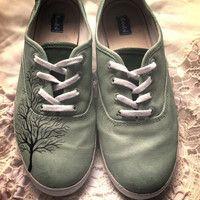 Nature Keds/Vans/Toms