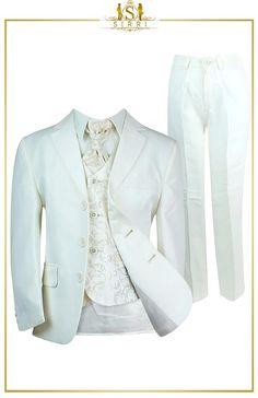 Kinder Jungen Anzug Von Milano Ideal Fur Taufe Kommunion Oder Hochzeit In 2020 Elegante Mode Anzug Hochzeitsanzug