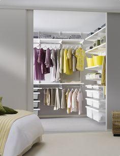 Walk in closet / Ikea