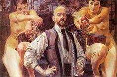 Jacek Malczewski (Polish,1854 — 1929)