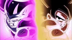 Goku and Frieza