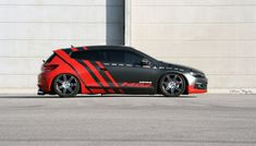Volkswagen Scirocco Showcar Yokohama Advan Neova AD08   TrustMe