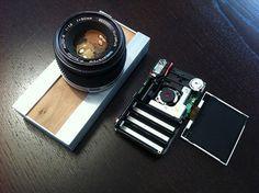 DigiLomo Camera: The Homemade Lomography Camera