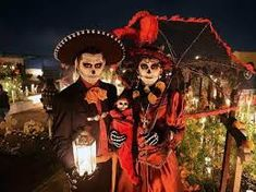 dia de los muertos la catrina – Google Søk Riviera Maya, Mexican Holiday, Mexican Outfit, Mexican Designs, Day Of The Dead, Arts And Crafts, Christmas Ornaments, Halloween, Holiday Decor