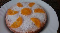 Bizcocho de mandarina sin huevo  http://www.aprendecocina.net/2014/05/09/bizcocho-de-mandarina-sin-huevo/